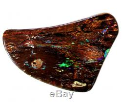 134.3 Cts Fossilized Wood Super Rare One Of A Kind Opal Gemstone