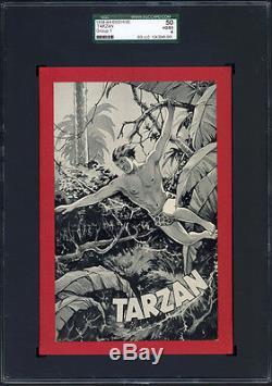 1934-44 Beehive Group I Tarzan SGC 50 - One-of-a-kind