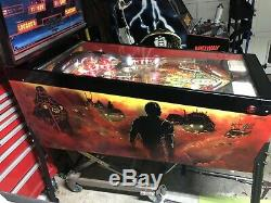 1986 Williams Road Kings ONE OF A KIND Mad Max Fury Road Kings Pinball Machine