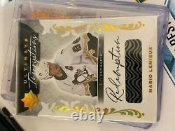 19-20 Ud Ultimate Collection Ultimate Inscriptions Redemption! One Of A Kind