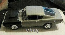 1/18 Highway 61/ Supercar Collectibles-1968 Cuda Race Car Rare One Of A Kind