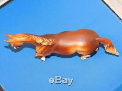 2006 Peter Stone One Of A Kind From Warehouse Sale Thoroughbred Horse Model