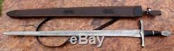 35 ONE OF KIND Custom Handmade Damascus steel Hunting Sword