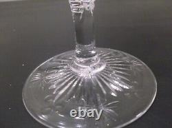 Antique Cut Crystal Glasses Exquisite Set(40)Custom made one of a kind