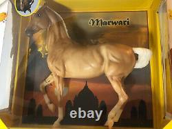 Breyer#1495 Marwari Spirit Of The Horse One Of A Kind! Factory Packing Error NIB