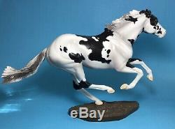 Breyer One Of A Kind, Custom Paint Smarty Jones, Traditional Size, Semi-gloss