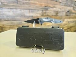 Brous Blades! BATMAN CUSTOM LASER ENGRAVED! Flipper ONE OF A KIND! Knife NIB