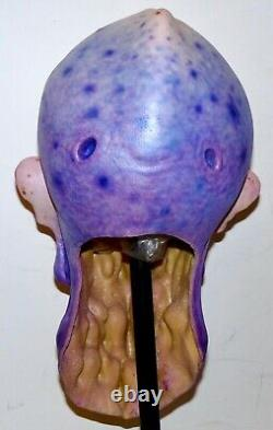 Casey Love Large Monster Latex Art Mask PSYCHOPLASM One Of A Kind Amazing
