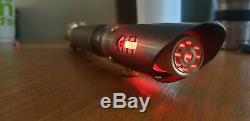 Custom Lightsaber Neopixel compatible one of a kind complete package deal