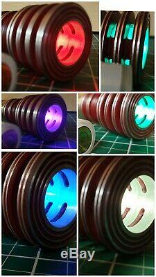 Custom Lightsaber Neopixel compatible one of a kind ultimate package deal