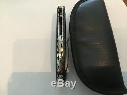 Custom Olamic Tactical Wayfarer One of a Kind Flipper Folder Knife