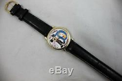 Disney ONE OF A KIND Disneyland Tour Guides Concept Art Mickey Watch, ONLY ONE