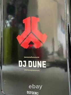 Dune Travel Case Defqon1 One Of A Kind New