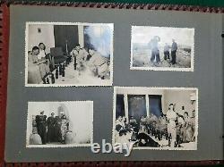 French Foreign Legion Photo Album, One Of A Kind, Algeria, Beautiful Album