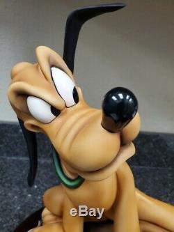 Giuseppe Armani Disney Pluto Artist Proof 2266-c Ap Very Rare One Of A Kind