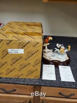 Giuseppe Armani Disney Steamboat Willie 1406-c Ap Very Rare One Of A Kind