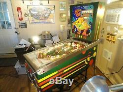 Gottlieb Sure Shot 2 Custom Pinball Machine! One of a Kind! Serial #01001S