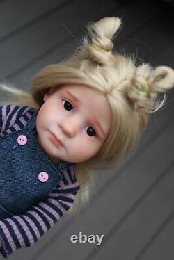 Gotz custom Lotta bjd doll one of kind girl present collection