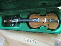 Hardanger Fiddle Exquisite, One-Of-A-Kind, USA Made