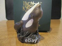 Harmony Kingdom One of a Kind V2 Whale UK Made Cold Cast Bronze FE 200 SGN RARE