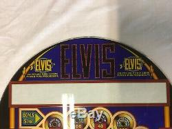 IGT Elvis Slot Machine Glass, Might Be One Of A Kind
