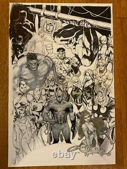 Incredible, One of a Kind Avengers Jam Piece All Star Artists Must Look