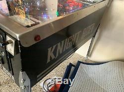 Knight Rider Pinball! One Of A Kind! Wow! Shipping OK