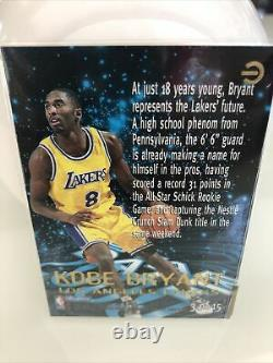 Kobe Bryant Star Date 2000 (Topps Foil still intact -Unikat- One of the Kind)