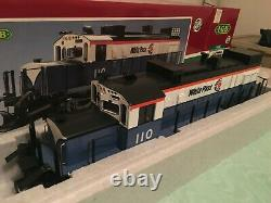 LGB G scale model railroad trains engines cars & more one-of-a-kind collection