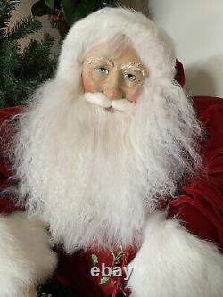 Lynn Haney One Of A Kind 36 Santa