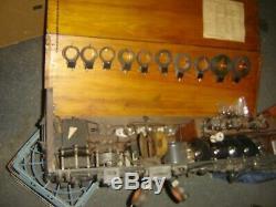 MARCONI era ENGINEER BUILT ONE OF A KIND WIRELESS RADIO / TRANSMITTER PROTOTYPE