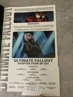 Marvel Ultimate Fallout 4 1st Print! ONE OF A KIND! Holy Grail