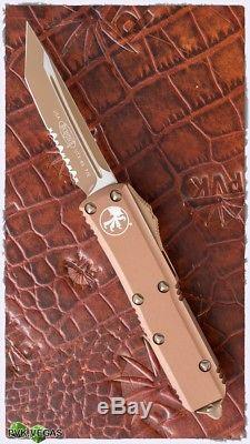 Microtech Knife Cerakote Tanto UTX 85 One Of A Kind