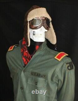 New Belgium inspired VOODOO RANGER LIFE SIZE BUST 3D One of a kind, take a look