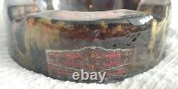 New One Of A Kind Handmade Opus X Fuente Fuente Large Cigar Ashtray