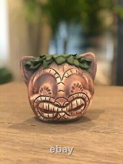 New The Tiki Siren Hula Hello Kitty Tiki Mug Collectible One of a Kind
