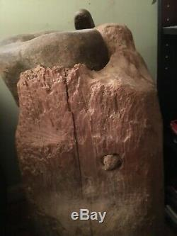 North Carolina Mortar And Pestle One Of A Kind Rarest Indian Artifact Ever