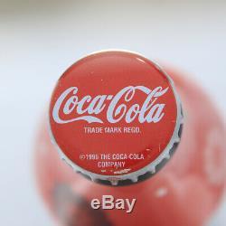 ONE OF A KIND 2016 300ml Coca Cola Bottle Celebrating Jordan's 70th Independence