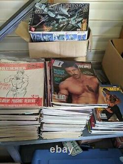 ONE OF A KIND COLLECTION issue 1-214 Vintage Drummer Issue Gay interest Leather
