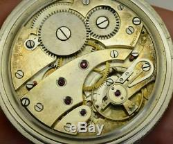 ONE OF A KIND Platinum & Diamonds pocket watch for Mohammad Reza Pahlavi