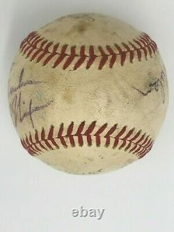 ONE-OF-A-KIND Signed Baseball! PRES. NIXON, DIMAGGIO, MARIS, WILLIE NELSON+ (JSA)