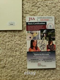 ONE-OF-KIND OFFICIAL Seal of the President Card signed by Joe Biden with JSA