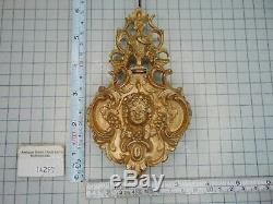 One Of A Kind Pendulum For An Antique French Portico Clock