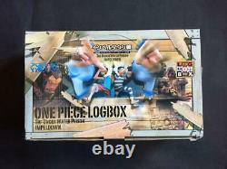 One Piece Logbox Log Box Impel Down All 6 Kinds Bonus Parts Luffy Ace rare