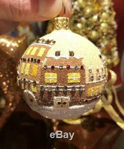Patricia Breen Beguiling Orb CO One Of A Kind Krakow Gingerbread