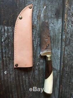 Poglia One Of A Kind Signature Knife