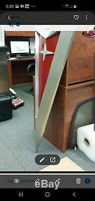 Pontiac Dealership Arrowhead Sign One Of A Kind