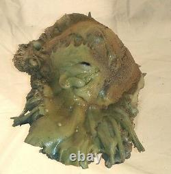 Psuedo Fulgurite Rare large one of a kind Heart of the Desert
