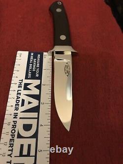 R. W. LOVELESS KNIFE MAKER 40th. ANN. SEMI SKINNER KNIFE-ONE-OF-A-KIND. BOOK KNIFE