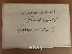 Rare Mackenzie Childs Victoria & Richard One Of A Kind Vintage Tray Signed